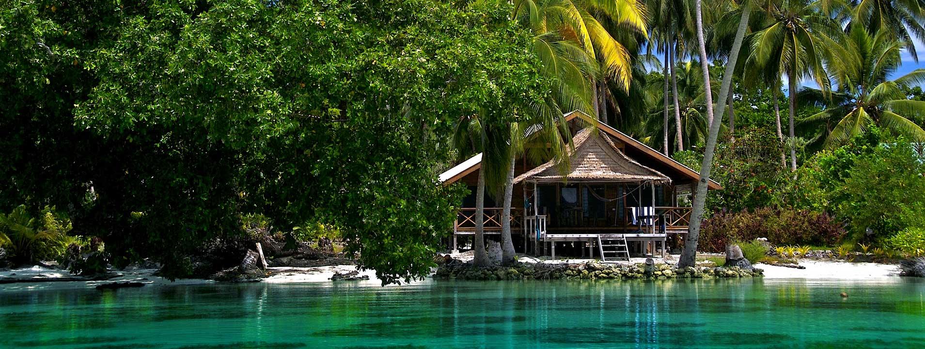 Uepi Resort Solomon Islands