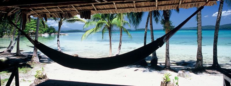 hammock sihlouette - Oceania Films Matt Guest