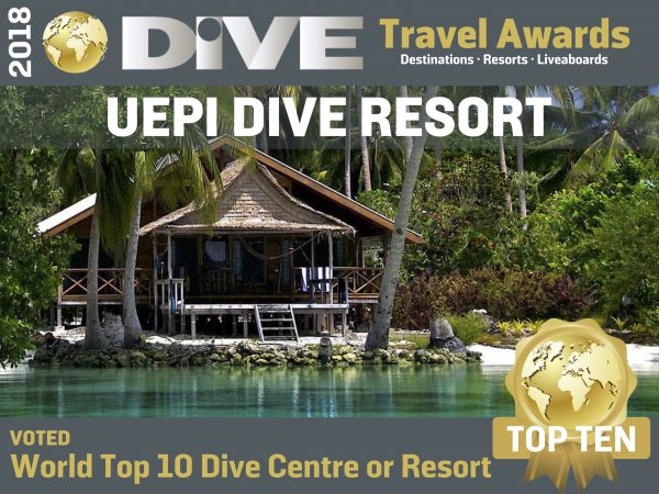 uepi dive top 10 2018